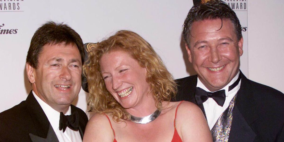 Charlie Dimmock Rules Out Ground Force Reunion