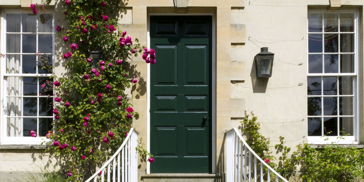 10 front door colour trends for 2017 how to enhance your - Trending exterior house colors 2017 ...
