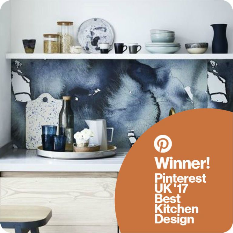 Best Of Pinterest UK: Interior Awards 2017