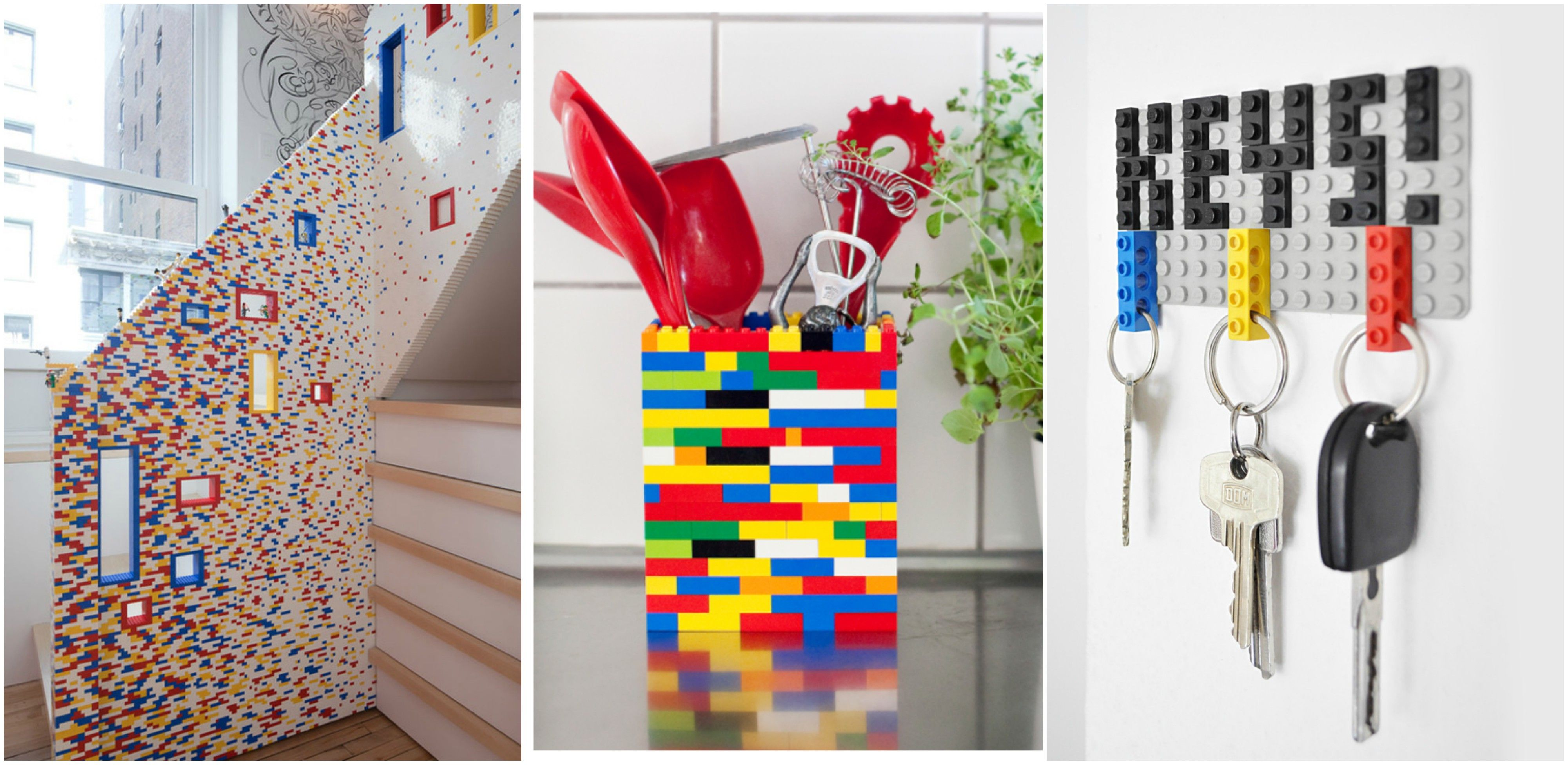 14 Clever Ways To Use Lego In The Home