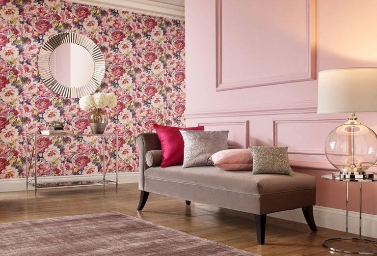 Graham And Brown Chelsea Flower Show Inspired Wallpaper Botanical Meiying