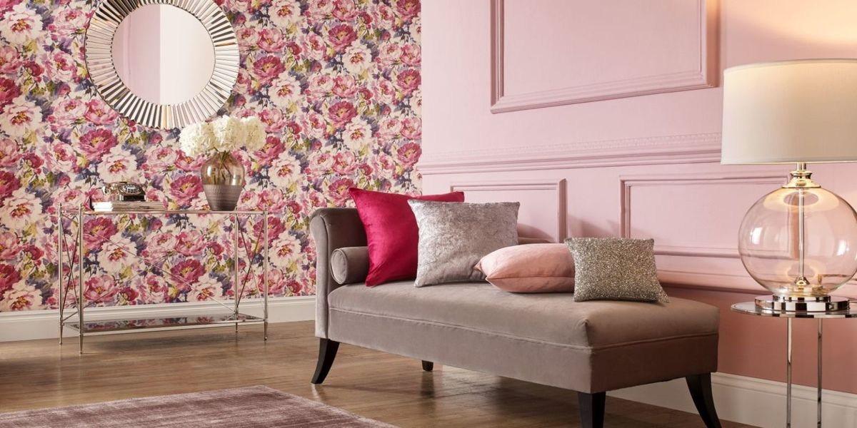 Graham & Brown launch Chelsea Flower Show-inspired wallpaper collection