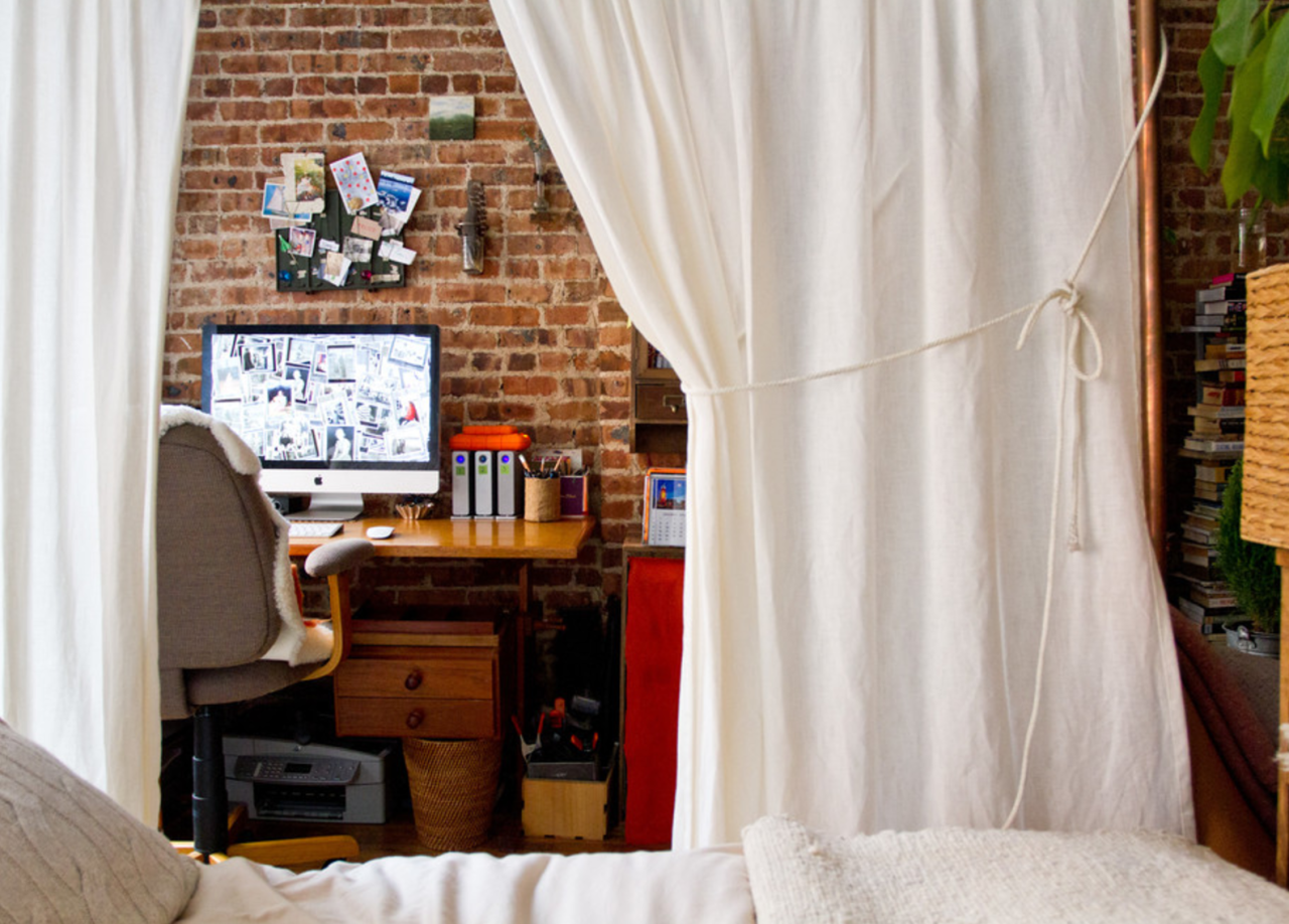 Home Office In Bedroom/spare Room U2013 Rikki Snyder _ Houzz