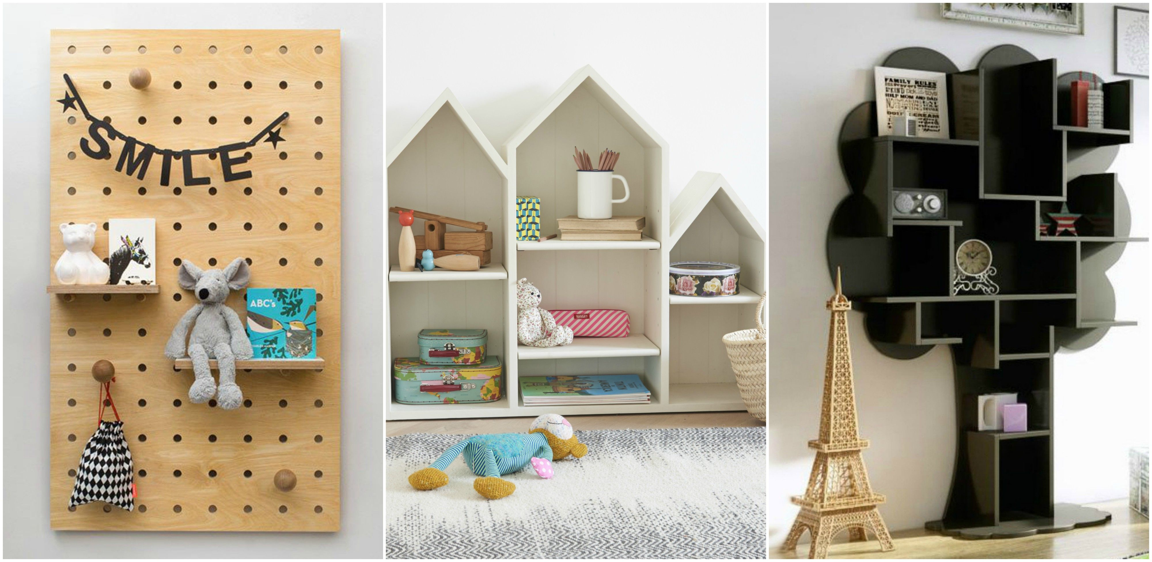 10 Children S Room Storage Ideas Kids Bedroom And Playroom
