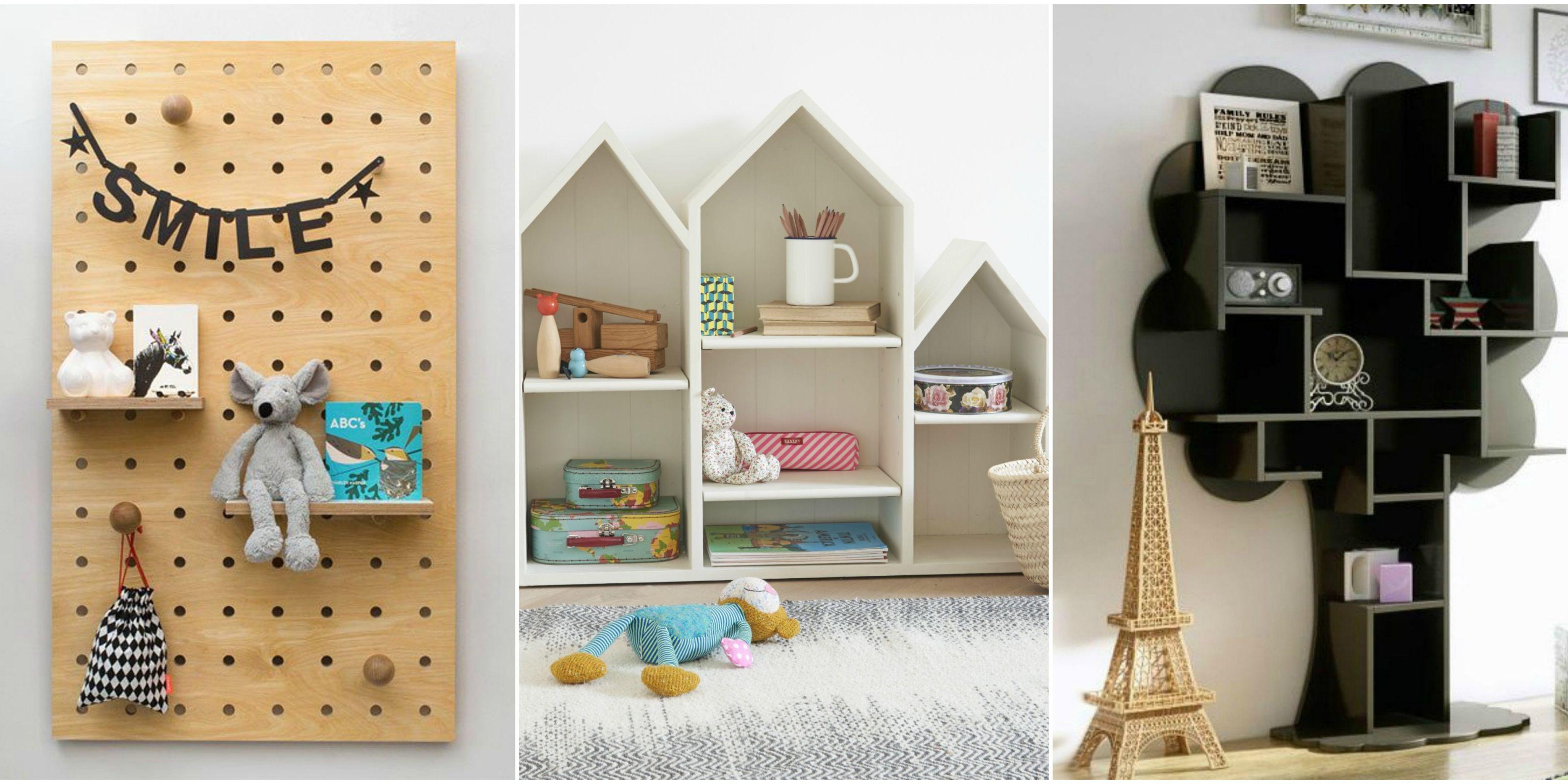 Children Storage Collage