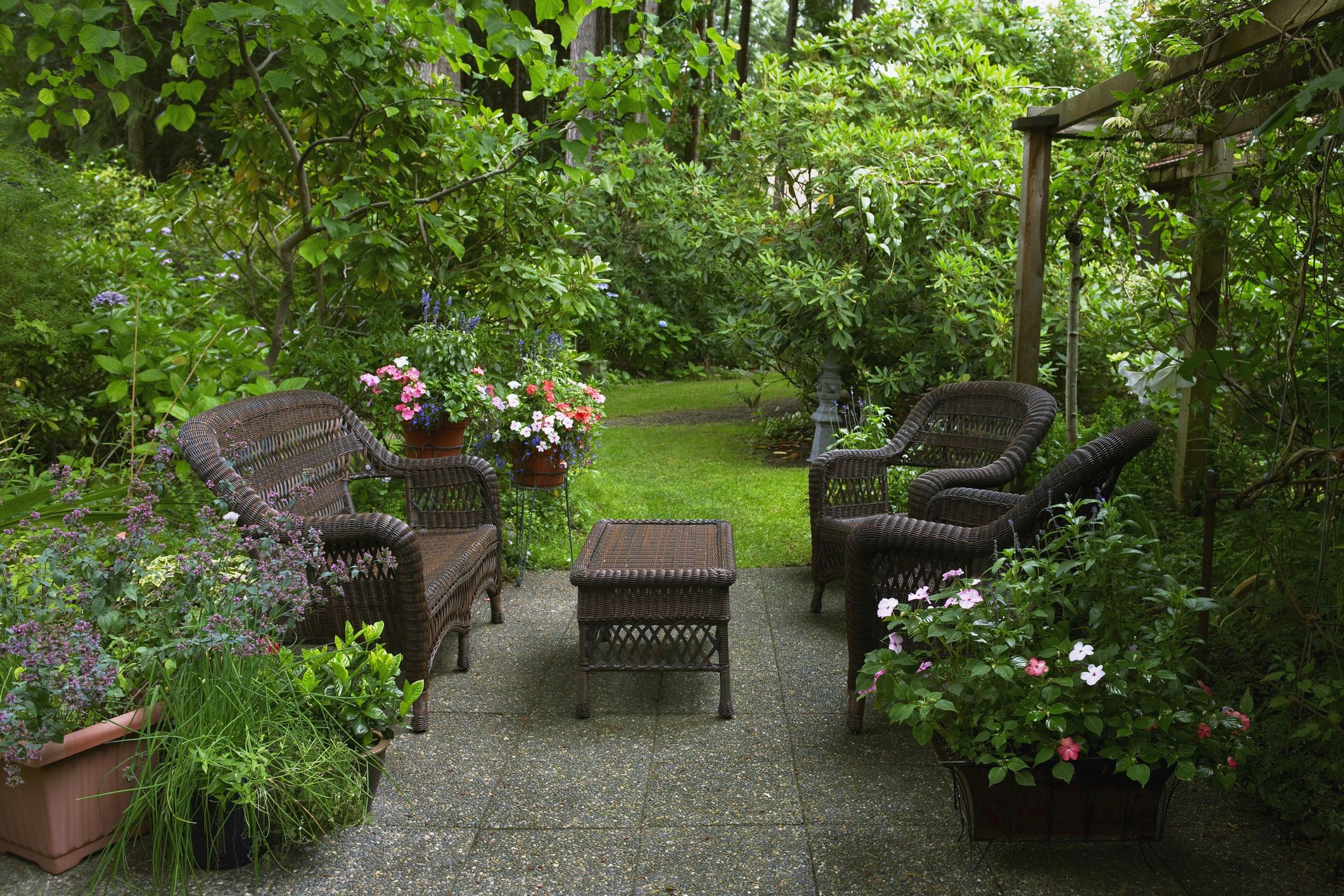 How To Clean Synthetic Rattan Furniture Garden And Outdoor New Beat Street Esp White Kendal