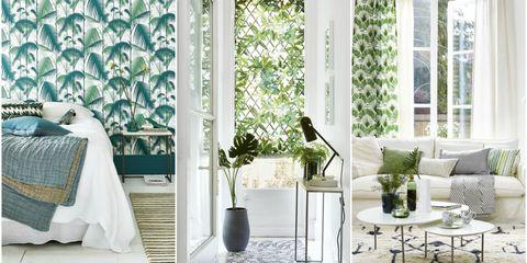 Style inspiration: Leafy prints and botanical patterns