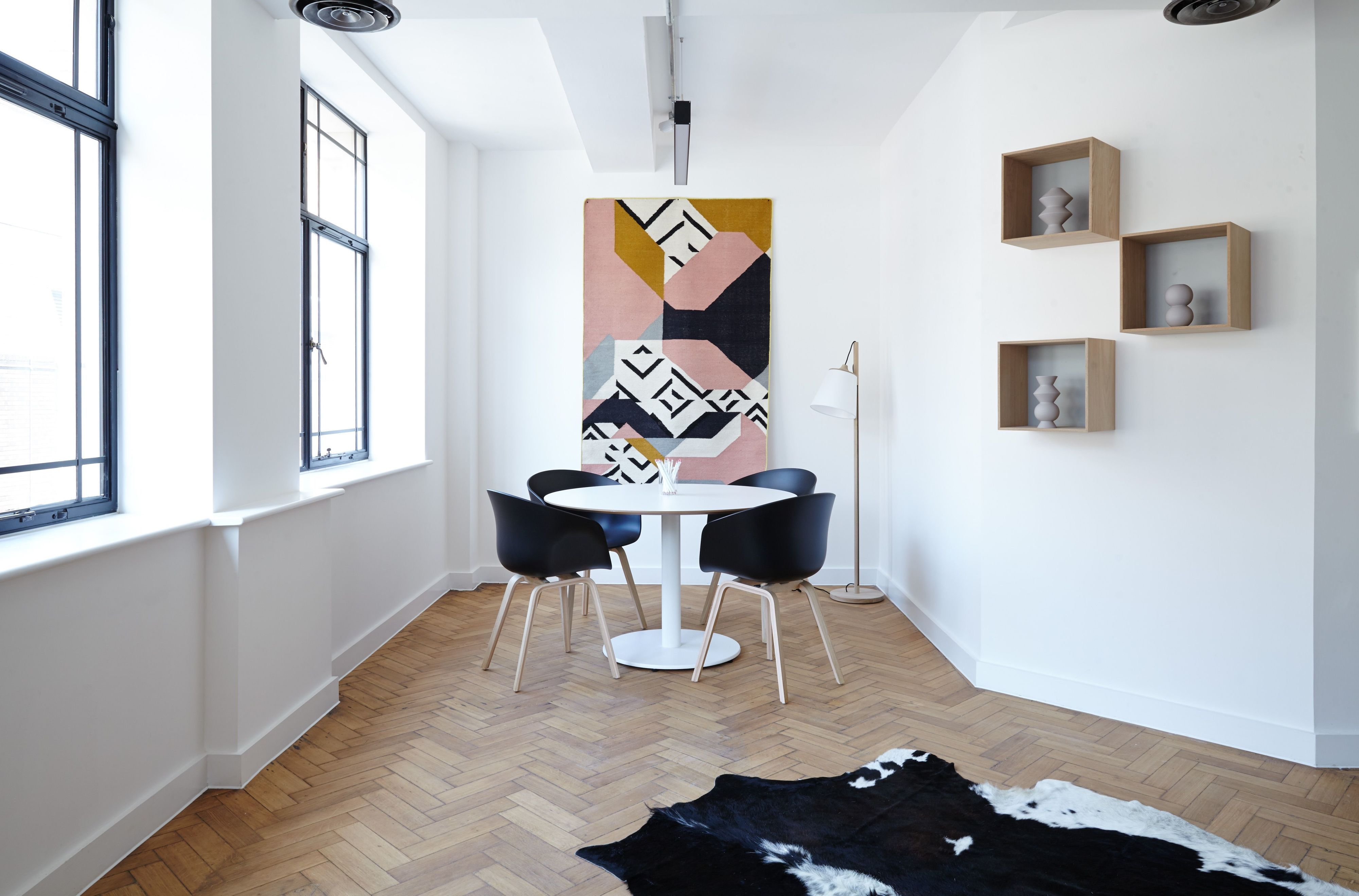 How to add colour to a room with white walls decorating ideas