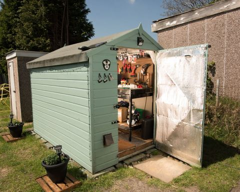 george clarkes amazing spaces shed of the year 2017