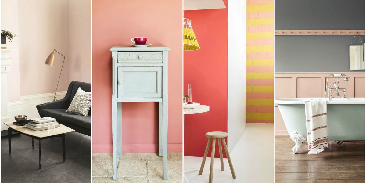 4 Ways To Use Coral Tones In Your Home