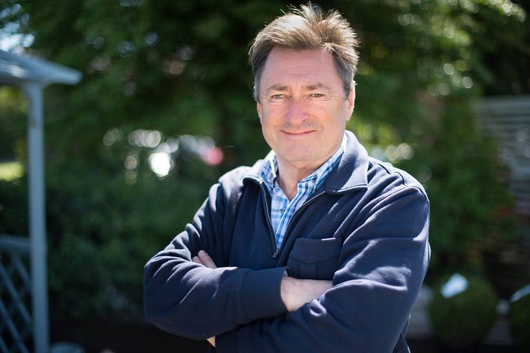 Alan Titchmarsh Fronts New ITV Series Love Your Home and Garden