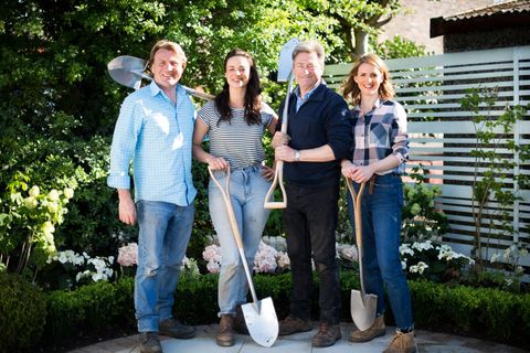 ITV series Love Your Garden with Alan Titchmarsh - June 2017