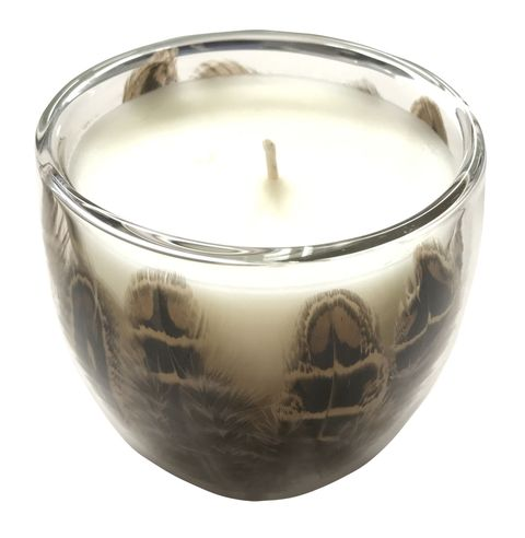 Summer scents: home fragrances - Greenhouse Tomato Scented Candle, £30, by Wingfield Digby, available at www.wingfielddigby.co.uk