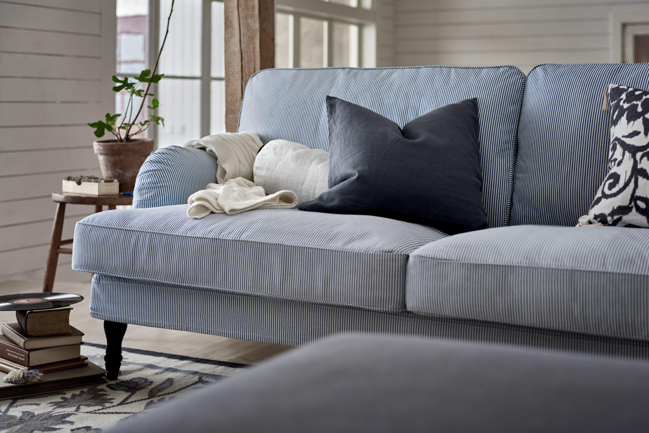 Superbe Stocksund Two Seat Sofa   Ikea