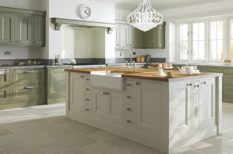 what s the average price for a new kitchen