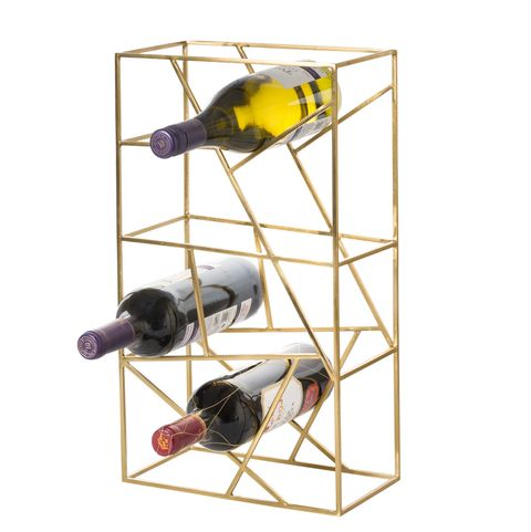 Grid Wine Rack, Oliver Bonas