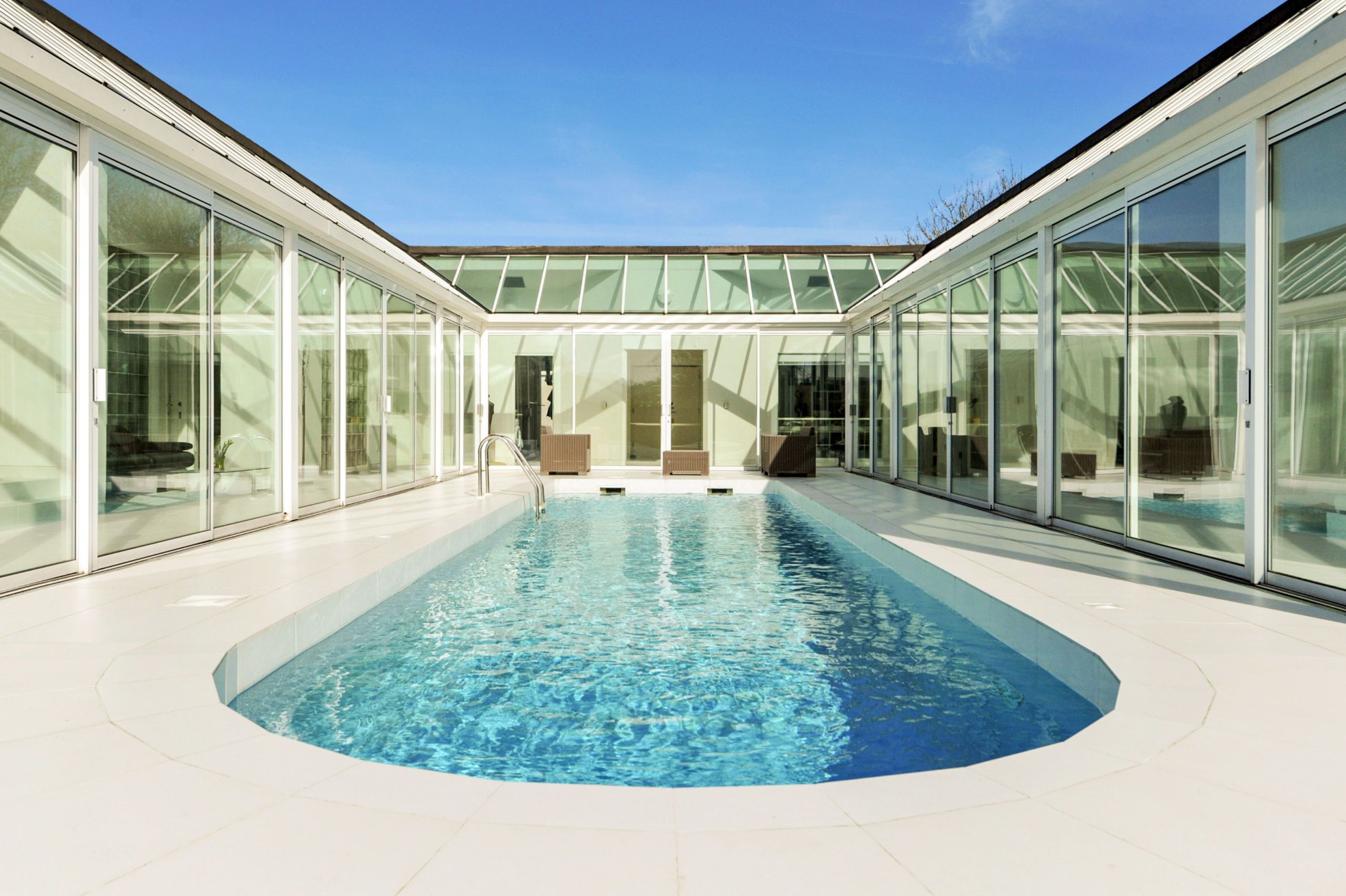 Bank House, Sheepway, Portbury, Bristol   Swimming Pool   Savills