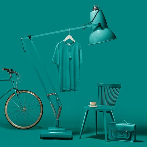 Marrs Green has been voted the World's Favourite Colour – pop-up shop
