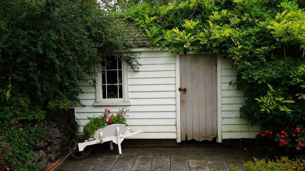 Oeco Garden Rooms   Shed