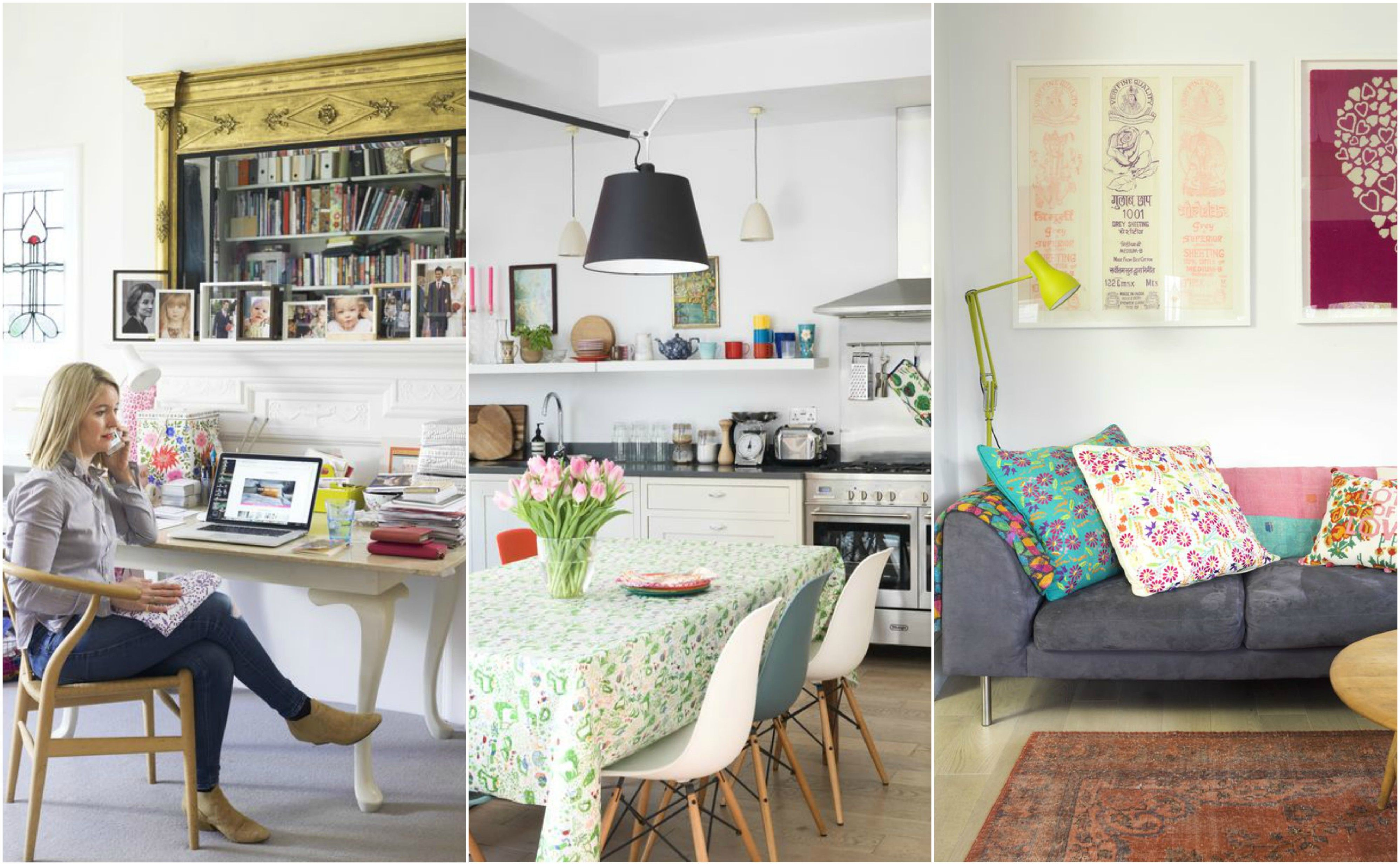 Edwardian Arts Crafts House Renovated On A Budget Into A Family Friendly Home