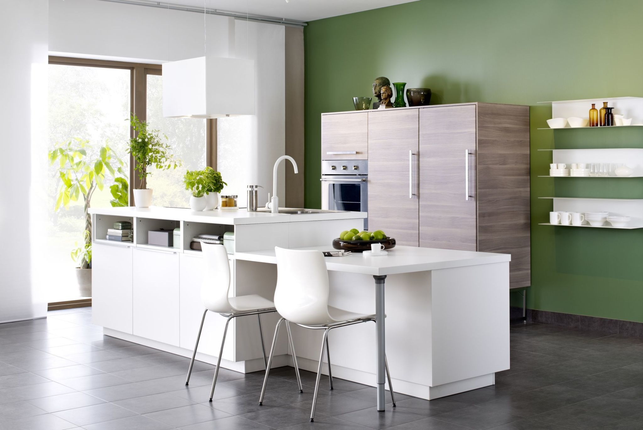 Ikea kitchen island unit & Why you should consider installing a kitchen island