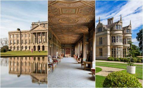Jane Austen properties