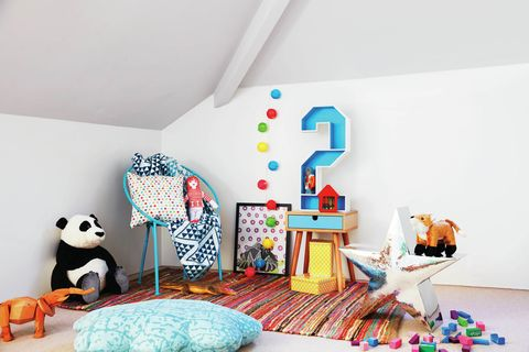 The headache-free way to decorate kids\' bedrooms