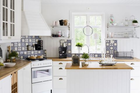 5 steps to creating a Scandinavian kitchen
