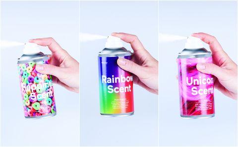 Happiness, Rainbow and Unicorn home scent