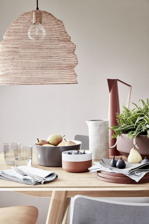 Red earth hues - styling by Sally Denning, photography by Mark Scott