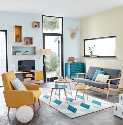 Maisons Du Monde Living Room