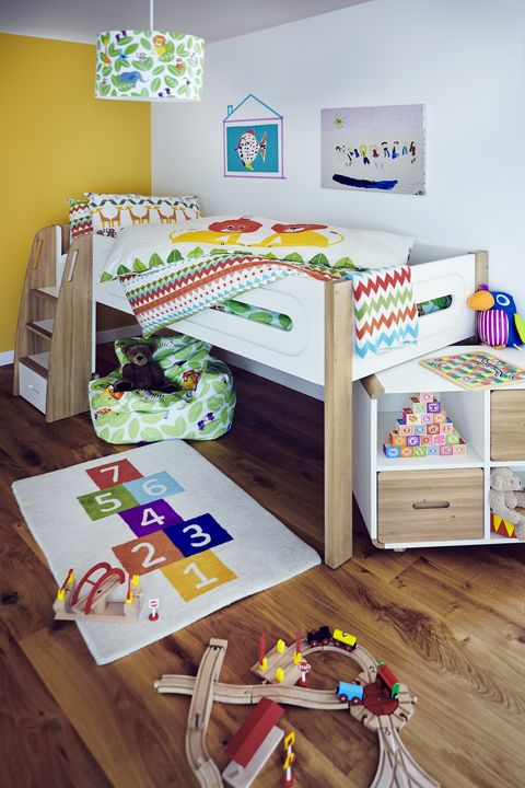 Kids\' Bedrooms - How to Design a Fun and Functional Space