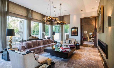 Kelly Hoppen Designed This Extravagant Highgate Property