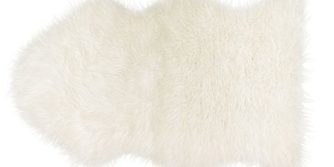 اسبح مسار تصادمي نسبيا Faux Fur Carpet