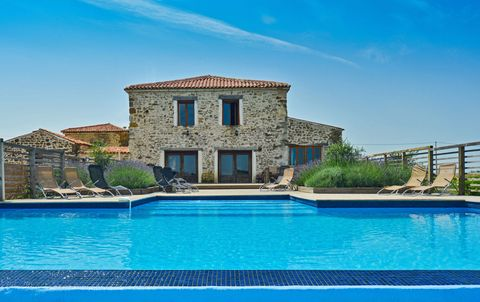 Holiday home in France with swimming pool