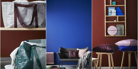 Ikea x Hay YPPERLIG collection
