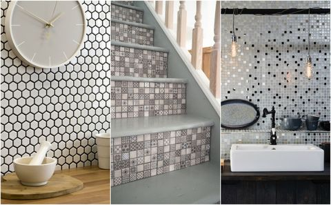 Using Tiles To Decorate Stair Risers Is