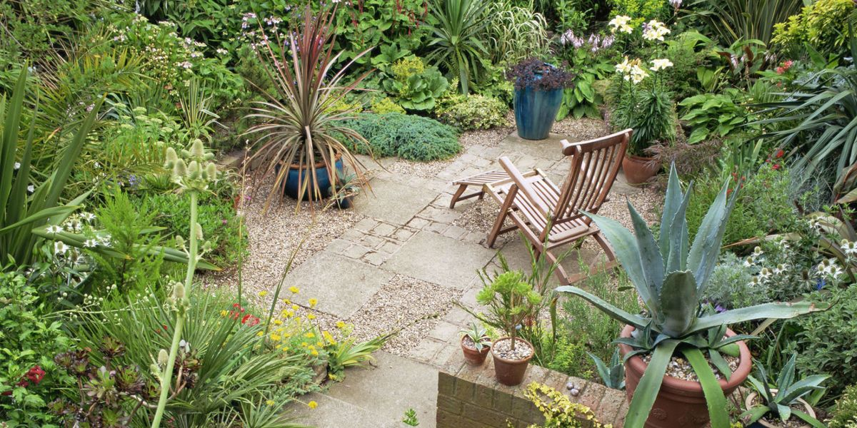 Gardens are getting smaller so how are homeowners adapting their outdoor space?