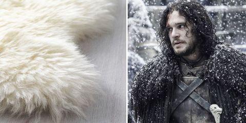 Human, Facial hair, Winter, Textile, Style, Beard, Freezing, Fur, Jheri curl, Snow,