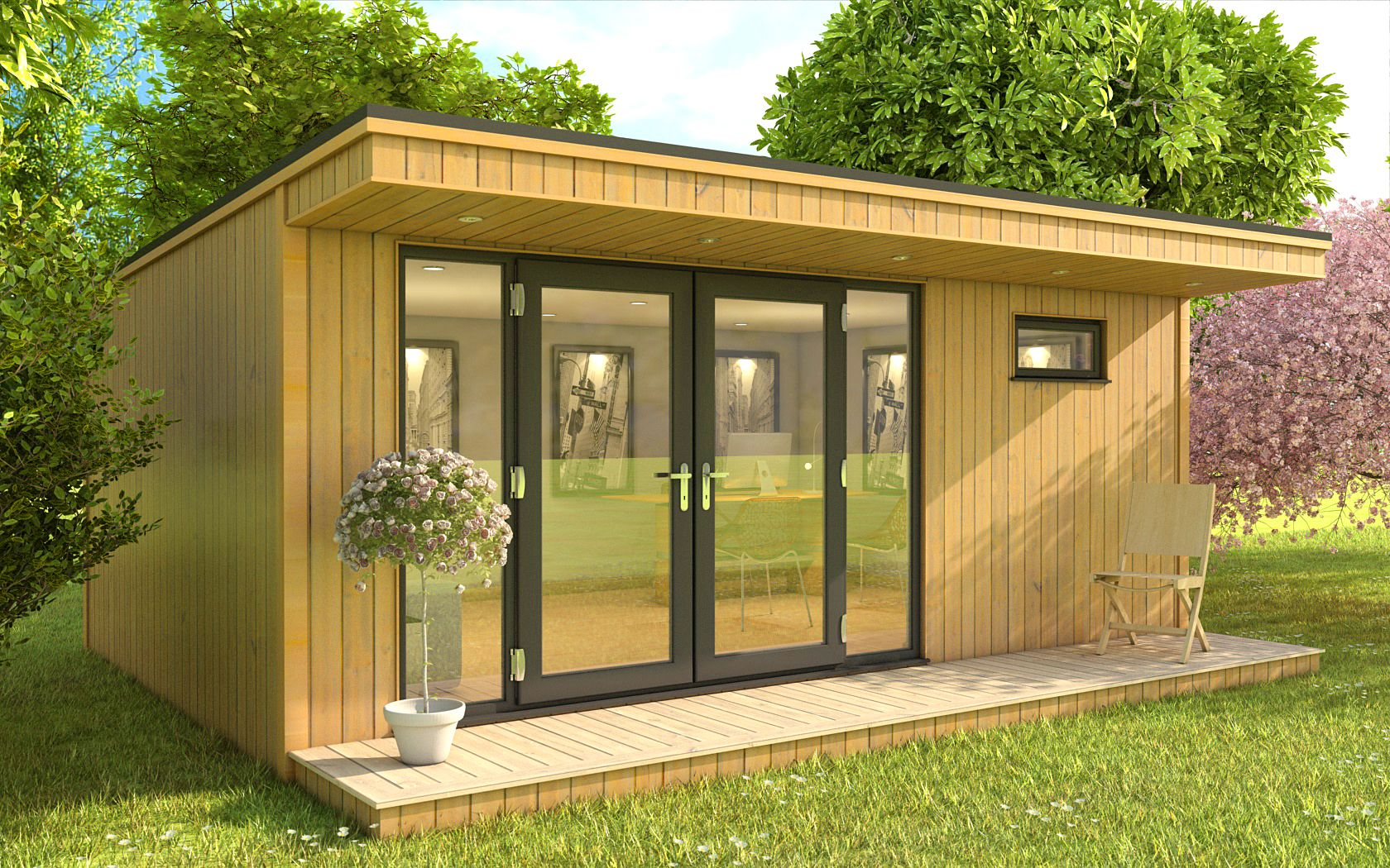 Cool Uses For Your Eco Garden Room