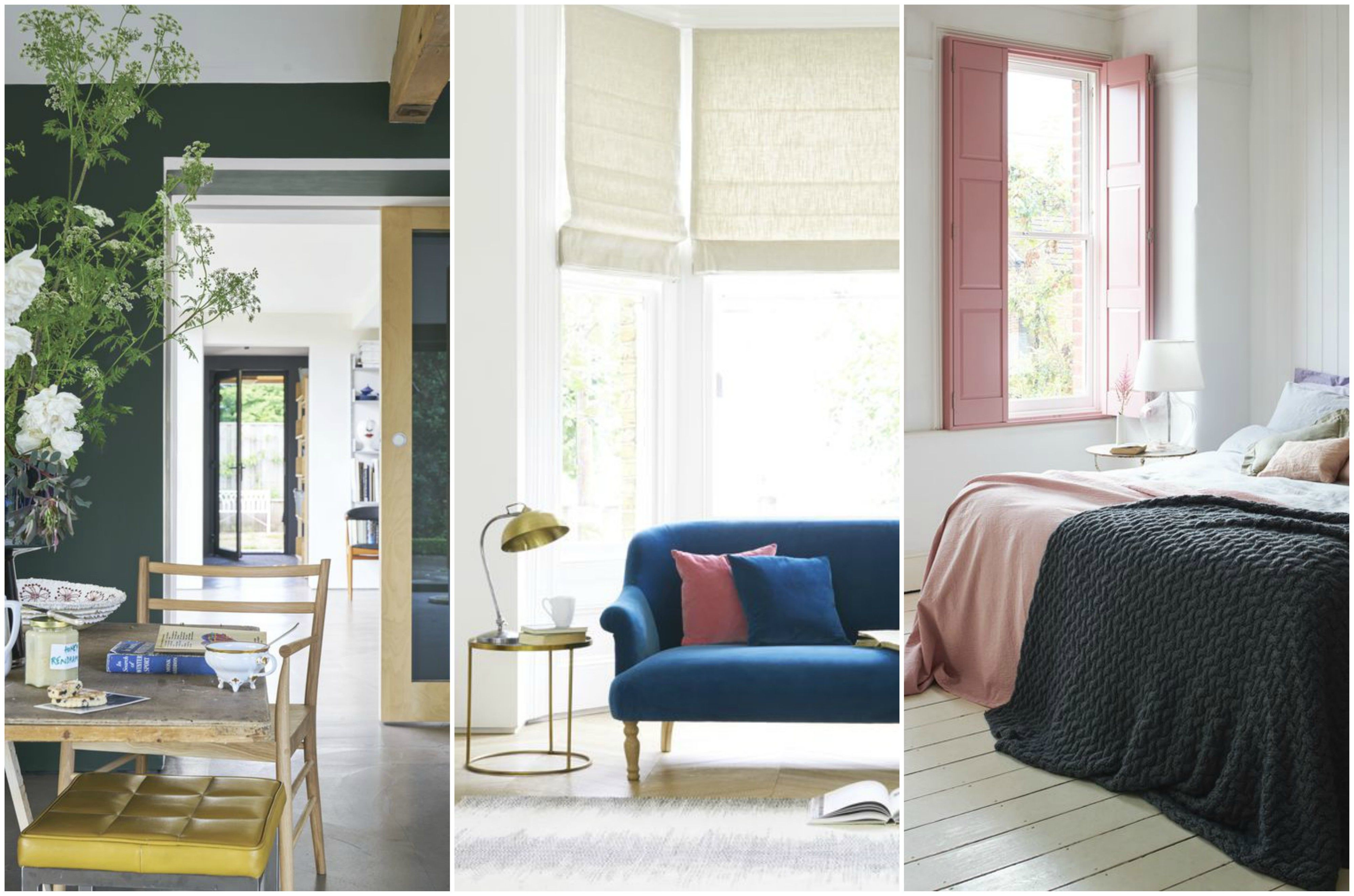 12 clever decorating tricks to create a sense of space