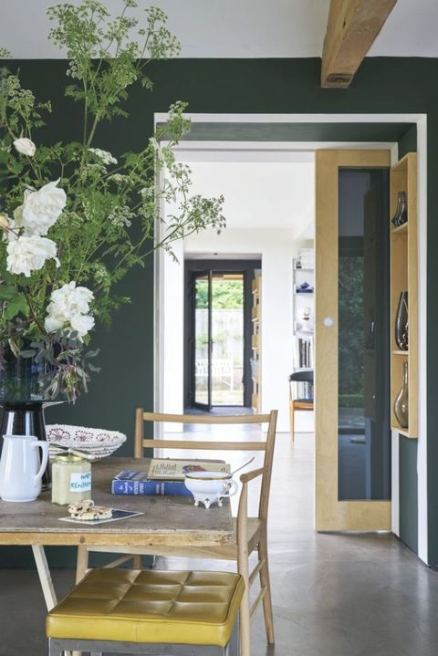 Farrow & Ball studio green paint