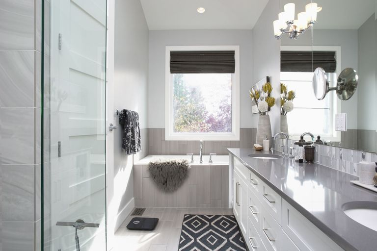 bathroom features that add the most value to your property. Black Bedroom Furniture Sets. Home Design Ideas