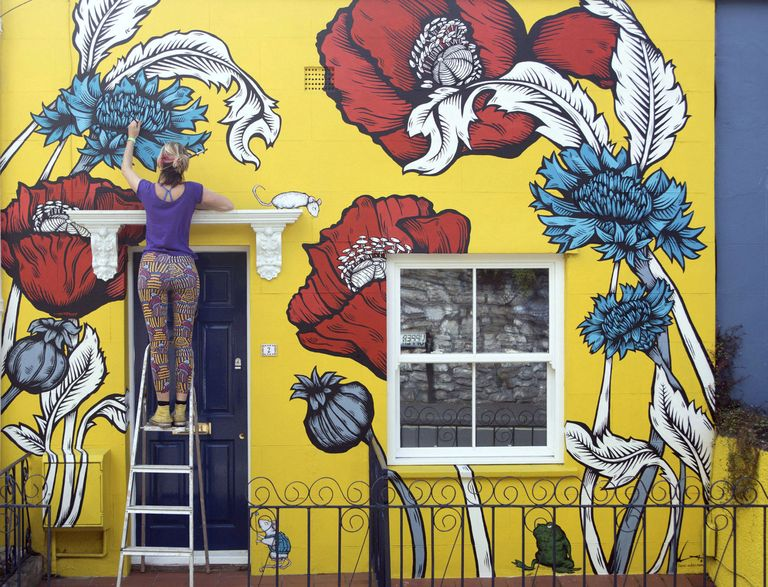 Street art could add thousands to your property value, research reveals
