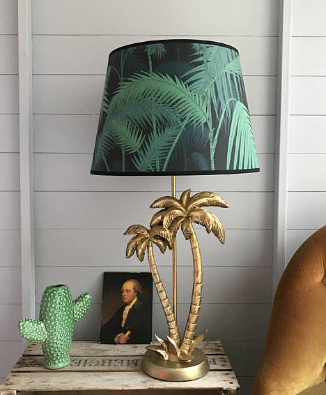 Lampshade, Lighting accessory, Lamp, Green, Lighting, Light fixture, Room, Houseplant, Plant, Interior design,
