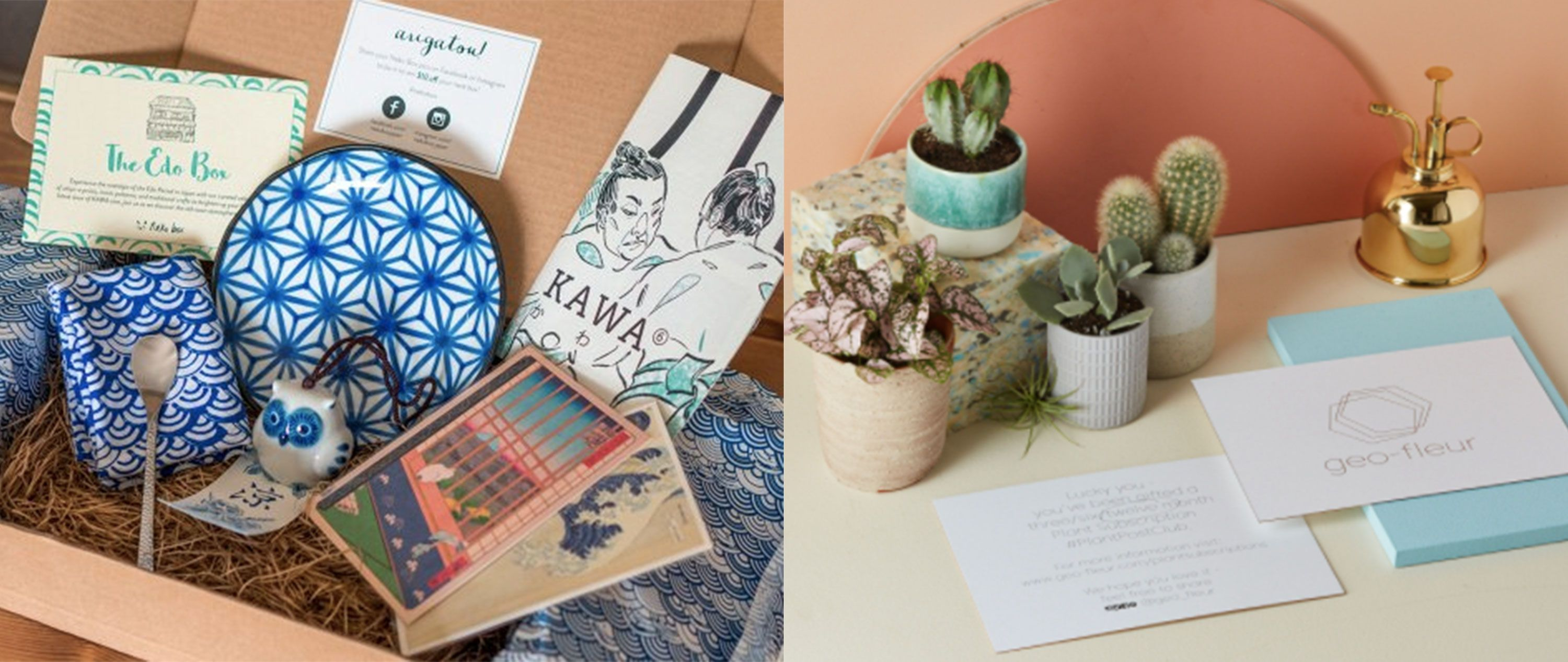 5 best homeware subscription boxes for interiors lovers rh housebeautiful com Clean Subscription Box Designs Subscription Box Packaging