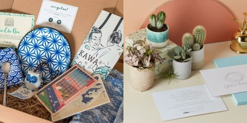 Homeware And Interiors Subscription Box Services