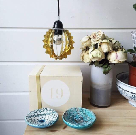 "<p>Working with the element of surprise, designer box brings original, playful&nbsp;and affordable design straight to your door. Materials are all, always 100% sustainable and many of the pieces come from well-known international designers.&nbsp;<br></p><p>From £15, <a href=""https://www.designerbox.com/en/"" data-tracking-id=""recirc-text-link"">Designer Box</a></p>"
