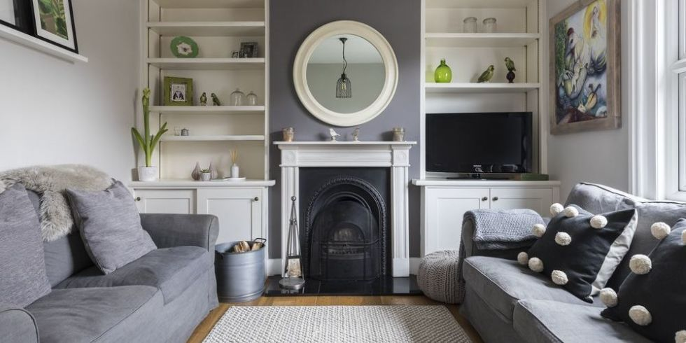 How To Utilise Space In A Small Living Room Home Makeover