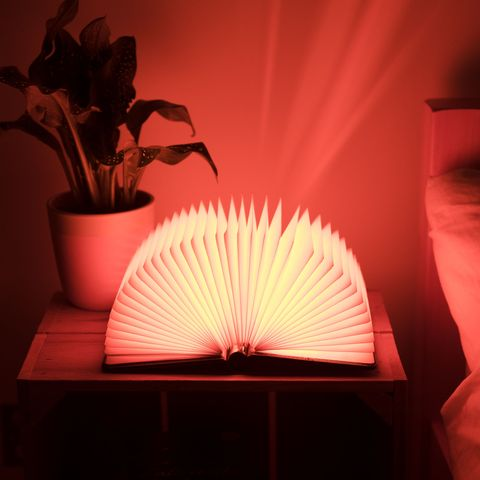 Book Light, Firebox